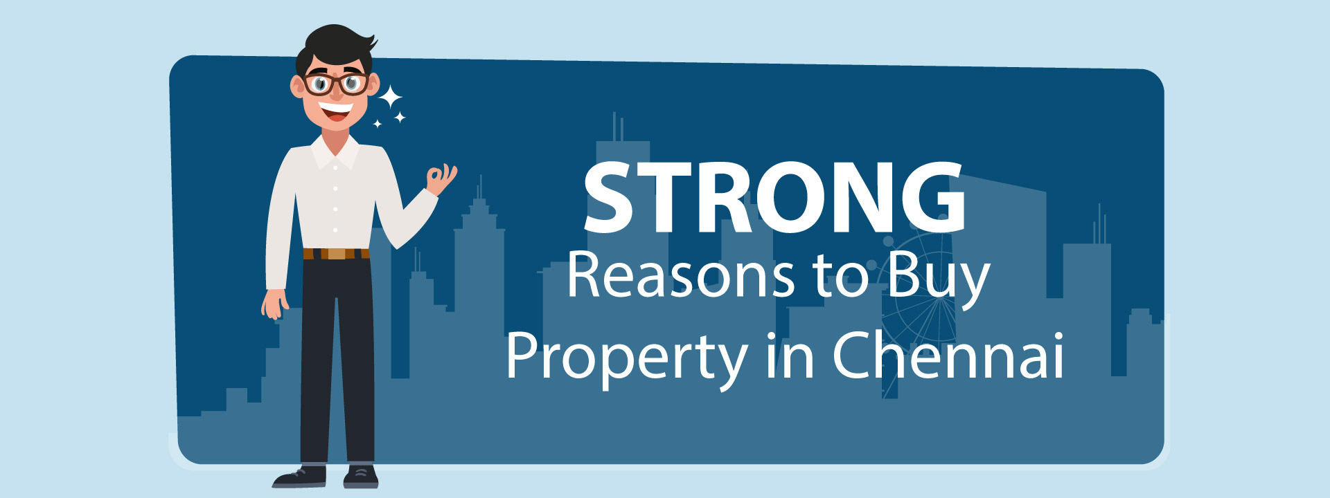 Strong Reasons to Buy Property in Chennai